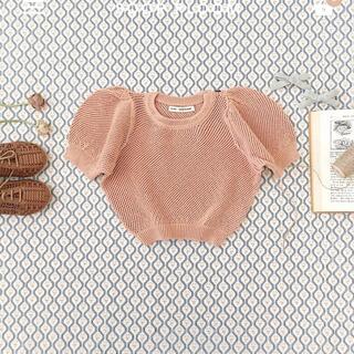 キャラメルベビー&チャイルド(Caramel baby&child )のsoor ploom Mimi Knit Top 10y(ニット)