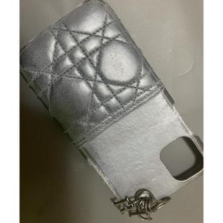 クリスチャンディオール(Christian Dior)のdior iPhone11ケース マット ブラック(iPhoneケース)