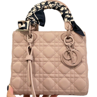 Christian Dior - Christian diorピンクのハンドバッグ#18