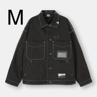 ミハラヤスヒロ(MIHARAYASUHIRO)のシェフジャケットMY ブラック(ブルゾン)