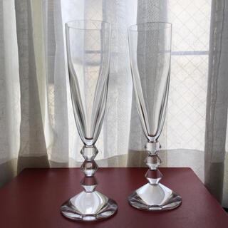 バカラ(Baccarat)のバカラ ベガ  シャンパンフルート 2客(グラス/カップ)