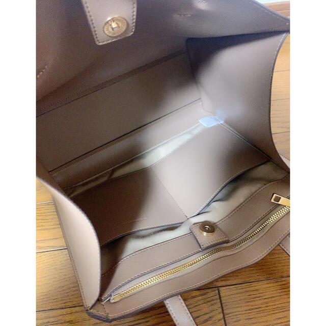GLOBAL WORK(グローバルワーク)のマジ軽A4トート バッグ レディースのバッグ(トートバッグ)の商品写真