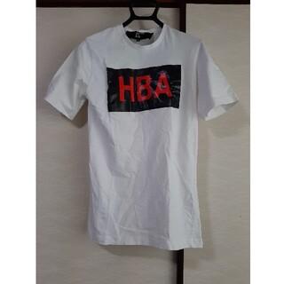 フードバイエアー(HOOD BY AIR.)のEU製 HOOD BY AIR   フードバイエアー(Tシャツ/カットソー(半袖/袖なし))