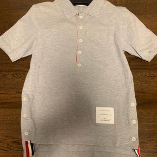 トムブラウン(THOM BROWNE)のTHOM BROWNEポロシャツ(ポロシャツ)