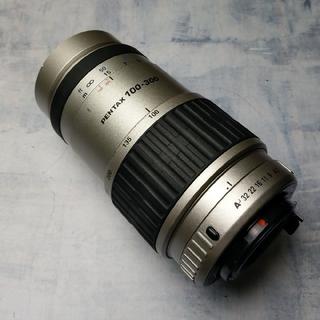ペンタックス(PENTAX)のペンタックス SMC PENTAX-FA 100-300mm F4.7-5.8(レンズ(ズーム))