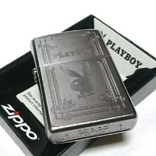 ジッポー(ZIPPO)のZIPPOジッポーライター プレイボーイ 49006(タバコグッズ)