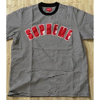 Supreme - supreme ボーダーt シュプリーム  キムタク tシャツ  ネイバーフッド