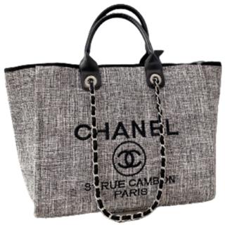 シャネル(CHANEL)のchanel グレービーチバッグ(トイレ収納)