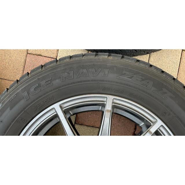 Goodyear(グッドイヤー)の15インチ スタッドレス ホイール セット 自動車/バイクの自動車(タイヤ・ホイールセット)の商品写真