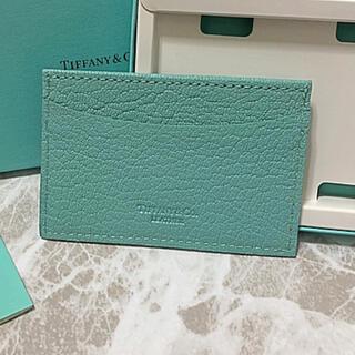 Tiffany & Co. - Tiffany&Co. パスケース 箱なし