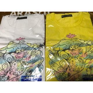 アラシ(嵐)の嵐 24時間TV Tシャツ(アイドルグッズ)