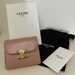 celine - *新品未使用*CELINEセリーヌ財布ヴィンテージピンク
