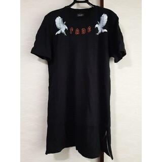 ザラ(ZARA)のZARA   ザラ ロングレングスTシャツ(Tシャツ/カットソー(半袖/袖なし))