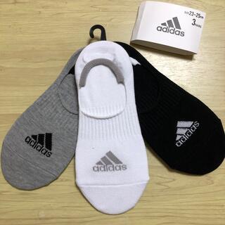 adidas - アディダススニーカーソックス