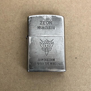 ジッポー(ZIPPO)のzippo ガンダム ZEON MS-06 ZAKUⅡ(タバコグッズ)