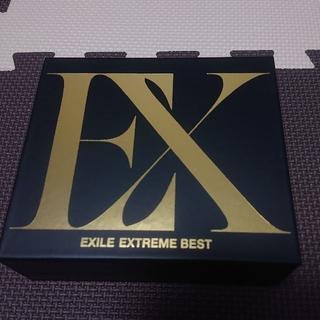 エグザイル(EXILE)の中古 EXILE EXTREME BEST エグザイル  CD3枚+DVD4枚(ポップス/ロック(邦楽))