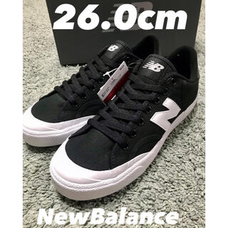 ニューバランス(New Balance)の【新品】New Balance PROCORT ブラック 26.0cm(スニーカー)