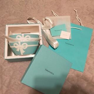 Tiffany & Co. - ティファニー 食器 ボウル