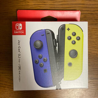 Nintendo Switch - 新品未使用 Joy-Con(L) ブルー / (R) ネオンイエロー