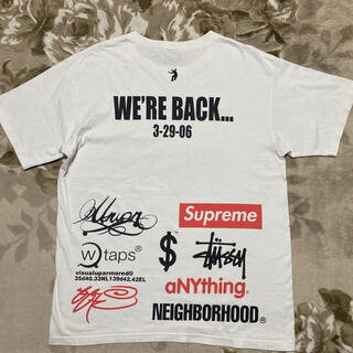 Supreme - UNION LA Supreme WTAPS stussy tee tシャツ L