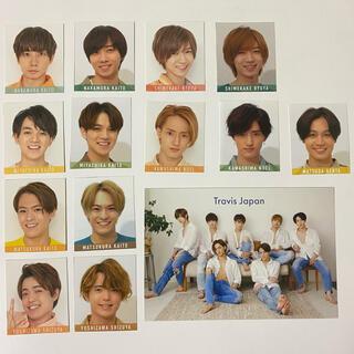 ジャニーズジュニア(ジャニーズJr.)のTravisJapan(写真/ポストカード)