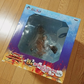 BANPRESTO - 【新品未開封】一番くじ B賞 猿王銃ver. ルフィ ギア4 フィギュア