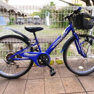 アサヒ(アサヒ)の男児 子供用自転車 24インチ(自転車)