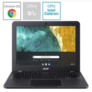 エイサー(Acer)のノートパソコン Chromebook 512 C851T-H14N(ノートPC)