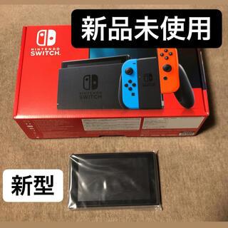 Nintendo Switch - 新品未使用 ニンテンドースイッチ 本体のみ