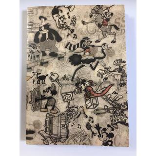 ディズニー(Disney)の海外ディズニー メモ帳 《ディズニー海外 ノート ミッキーノート海外》(ノート/メモ帳/ふせん)