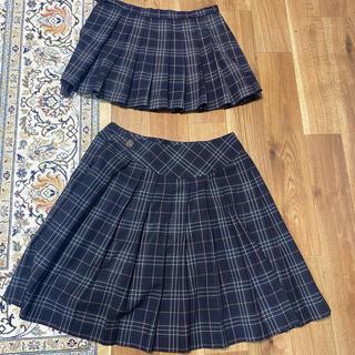 北摂つばさ高校 制服 スカート S〜M