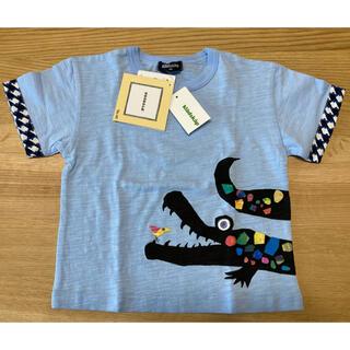 kladskap - 【新品】クレードスコープ  Tシャツ コロボックル わに 100