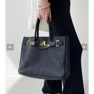 L'Appartement DEUXIEME CLASSE - 【タグ付き】【シータパランティカ】Tote Bag ブラック