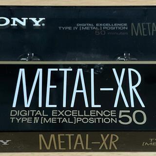 RB1様専用SONY METAL-XR 50min+TDK SA 90min(その他)