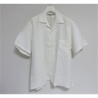 インディヴィジュアライズドシャツ(INDIVIDUALIZED SHIRTS)のアメリカ製 INDIVIDUALIZED SHIRT リネンシャツ L(シャツ)