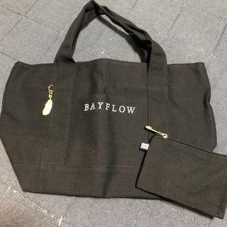 BAYFLOW - ベイフロー トートバッグ ムック本