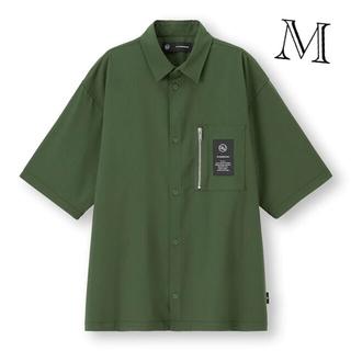UNDERCOVER - gu UNDERCOVER ジップポケットシャツ(5分袖)
