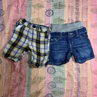 ブリーズ(BREEZE)のブリーズ&GAPキッズ♡パンツ2枚セット♡(パンツ/スパッツ)