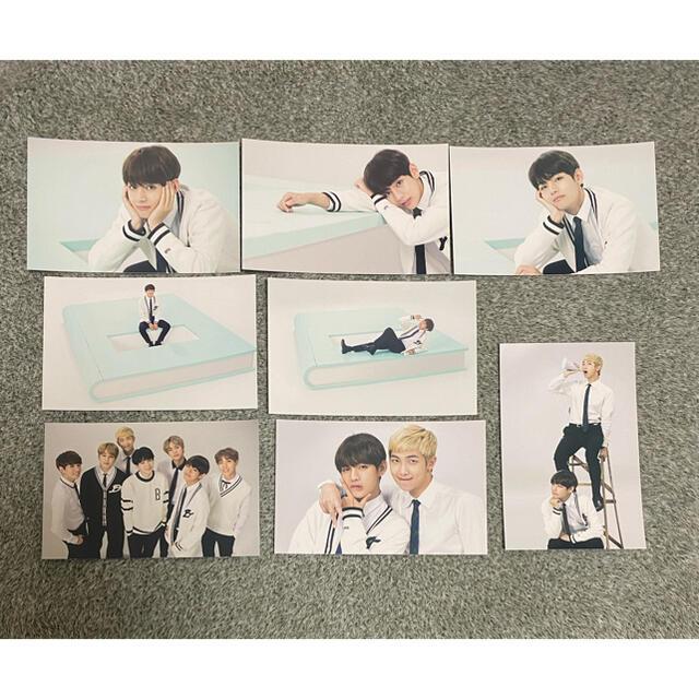 防弾少年団(BTS)(ボウダンショウネンダン)のテヒョン 3rd muster フォト コンプ BTS ペンミ エンタメ/ホビーのCD(K-POP/アジア)の商品写真
