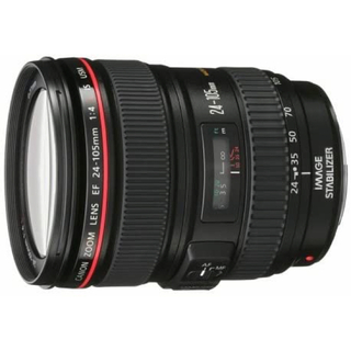 Canon - CANON EF 24-105mm F4 L IS USM【極上良品】