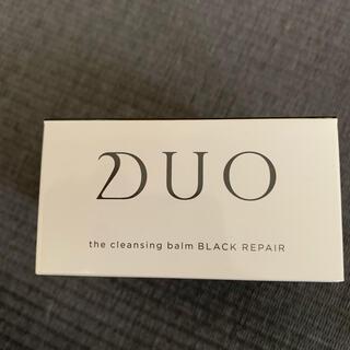 DUO  ザ クレンジング バーム ブラック リペア(クレンジング/メイク落とし)