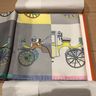 エルメス カレ90 スカーフ 2021SS