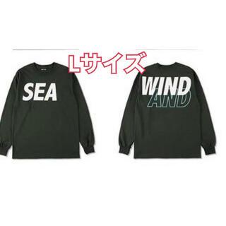 SEA - WIND AND SEA ロンT ウィンダンシー  SEA L/S サイズL