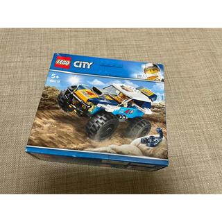 レゴ(Lego)の★新品未開封★レゴ★シティ★砂漠のラリーカー★60218★CITY★LEGO★(積み木/ブロック)
