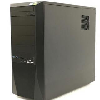 ドスパラxv gtx1070ti i7 8700  高性能ゲーミングpc
