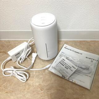 ファーウェイ(HUAWEI)のSpeed Wi-Fi HOME L02(PC周辺機器)