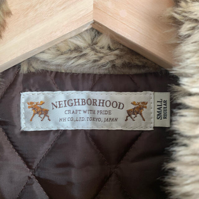 NEIGHBORHOOD(ネイバーフッド)のネイバーフッド N-1デッキジャケット メンズのジャケット/アウター(ミリタリージャケット)の商品写真