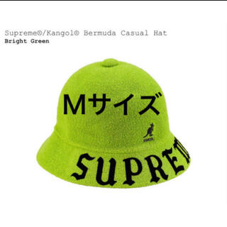 Supreme - Supreme / Kangol Bermuda Casual Hat M