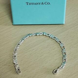 Tiffany & Co. - TIFFANY☆ヴィンテージブレスレット シルバー925
