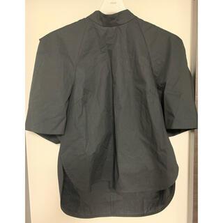 エンフォルド(ENFOLD)のenfold  パックリボンシャツ(Tシャツ/カットソー(半袖/袖なし))